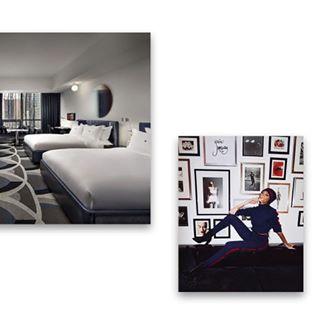 A glimpse inside @bishatoronto's award winning guestroom