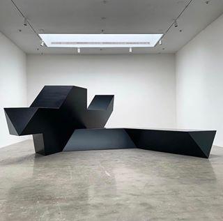 Monumental minimalism by Tony Smith #gztravels