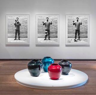 A creative break with Ai Wei Wei